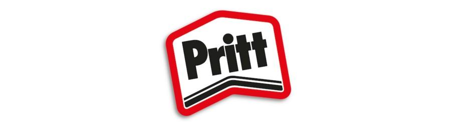 Logo Pritt da marca Henkel