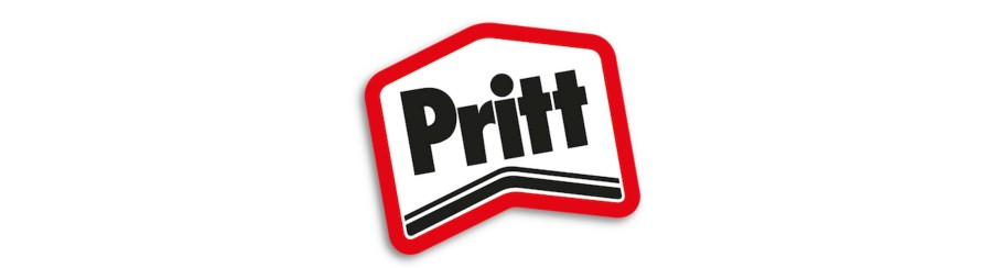 Logo PRITT de la marque Henkel