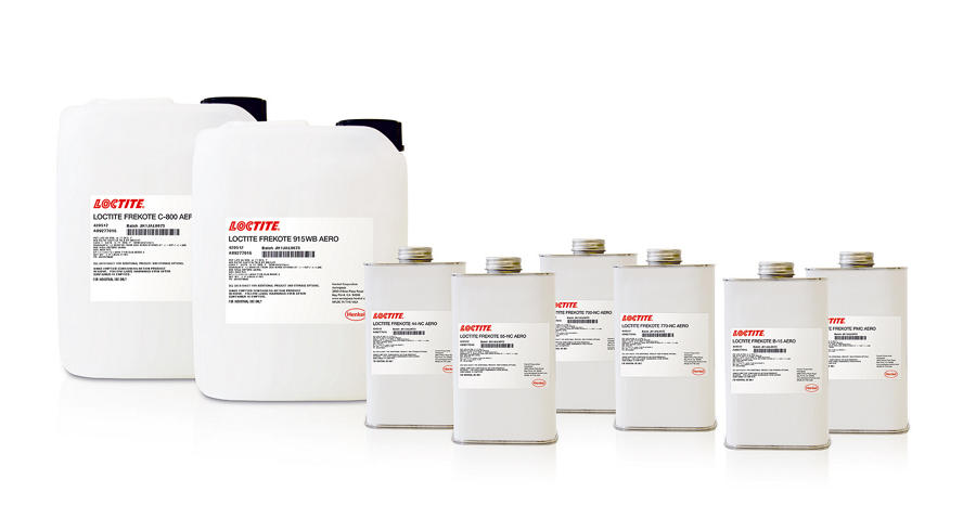 LOCTITE mold release solutions