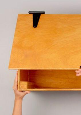 Cómo hacer un baúl de madera
