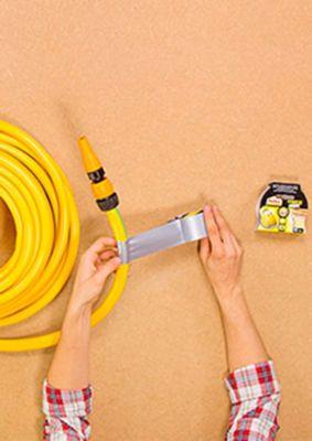 Cómo arreglar una manguera