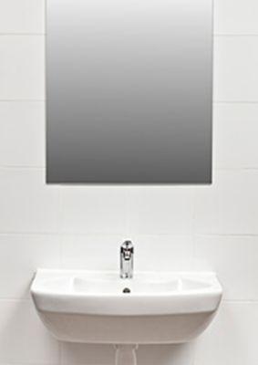 Retirar un espejo de la pared