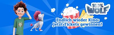 Endlich wieder Kino: Jetzt Tickets gewinnen!