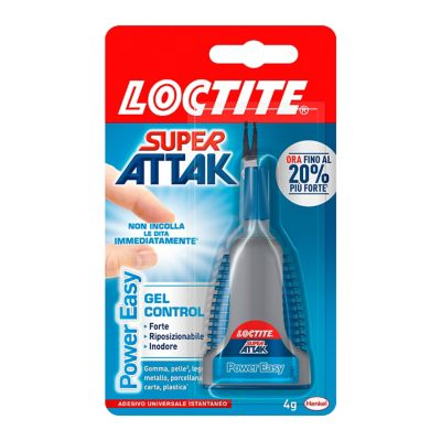 Super Attak Power Easy Gel Control