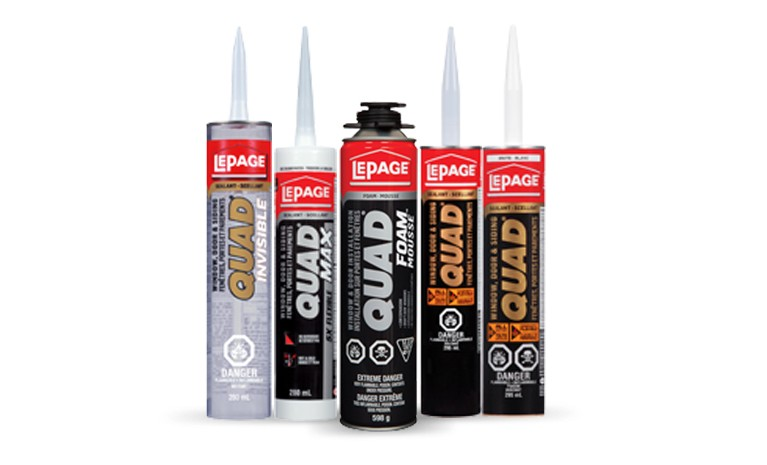 QUAD® Sealants