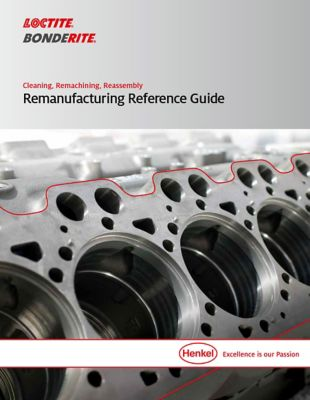 Remanufacturing Reference Guide