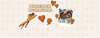 Collage mit Plätzchen und Backutensilien