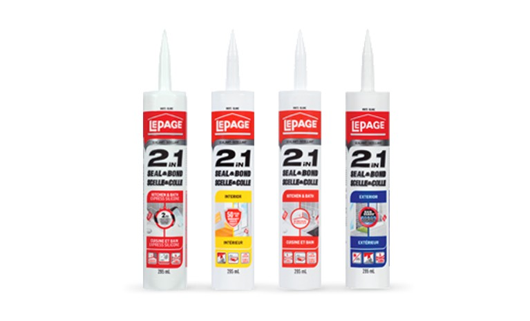 LePage 2in1 Sealants