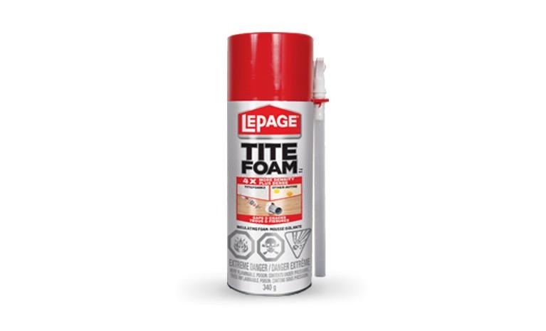 LePage Tite Foam