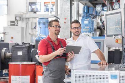 The Power of Data Analysis in Optimizing Plant Maintenance