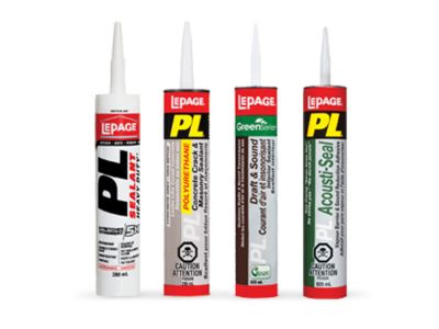 LePage PL® Sealants