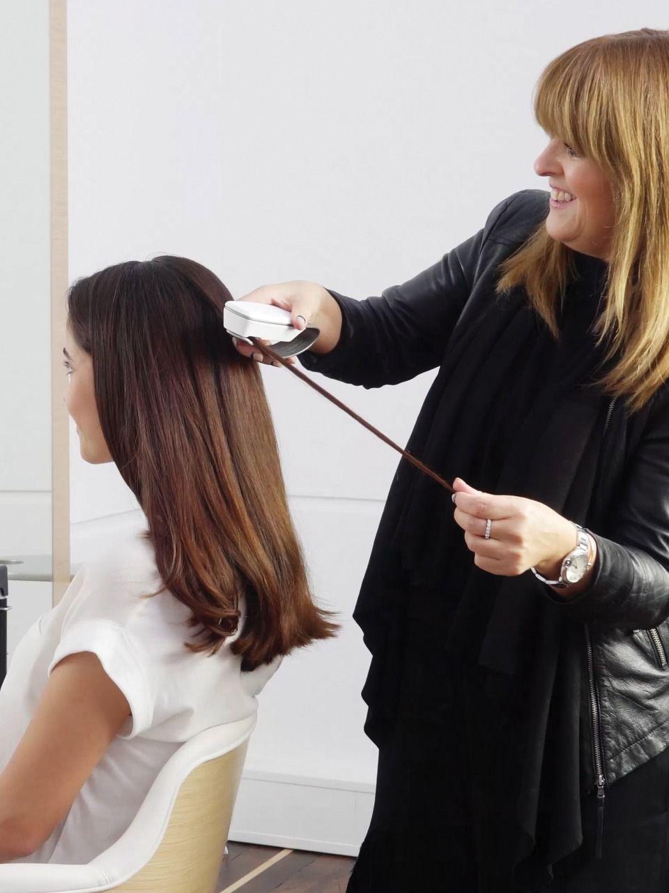cuidado del pelo dañado