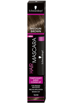 Thumbnail – Medium Brown Hair Mascara