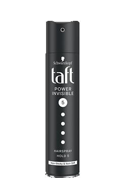 Thumbnail – Invisible Power Hairspray