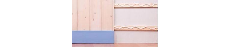 Fijar paneles y zócalos con NMC Original
