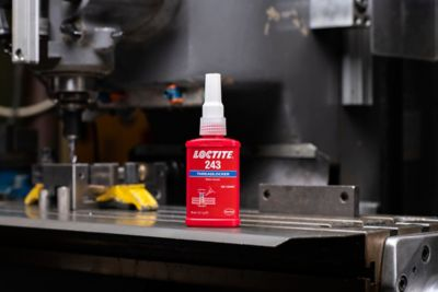 Don't let a little fastener become a big problem - Use LOCTITE<sup>®</sup> Threadlocker