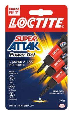 Loctite Super Attak Power Gel