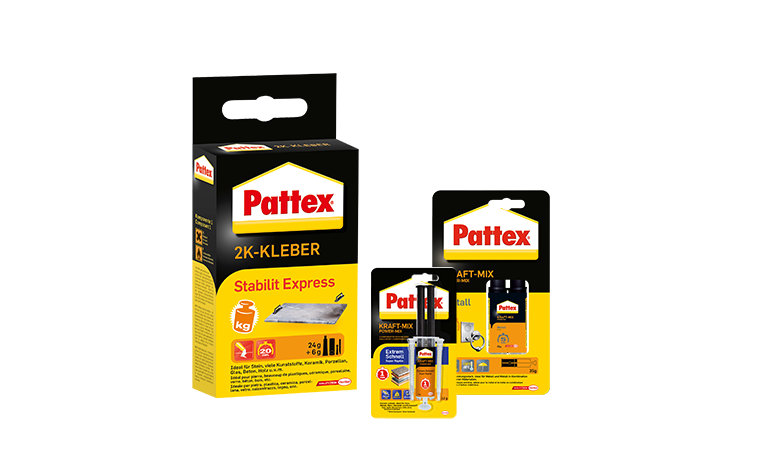Pattex Epoxykleber