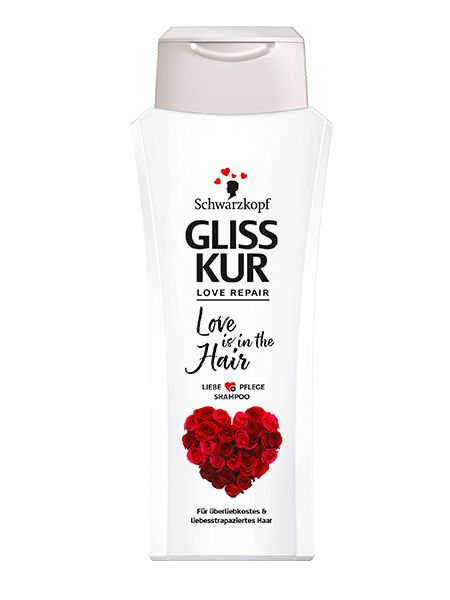 Gliss Kur Love is in the Hair Shampoo