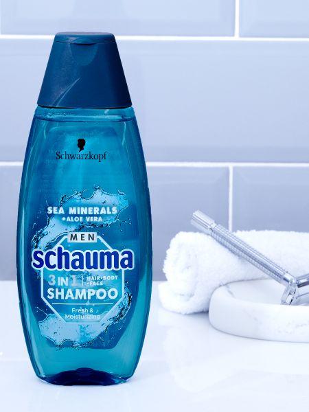 Bočica Schuama 3u1 šampona