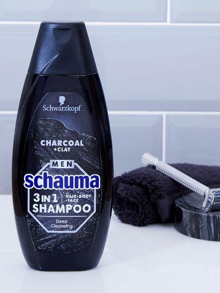 Bočica 3u1 Schuam šampona
