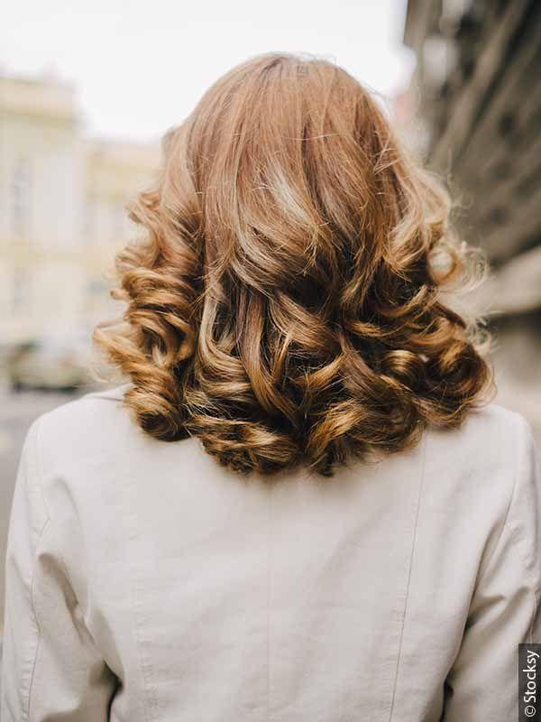 Tagli per capelli mossi