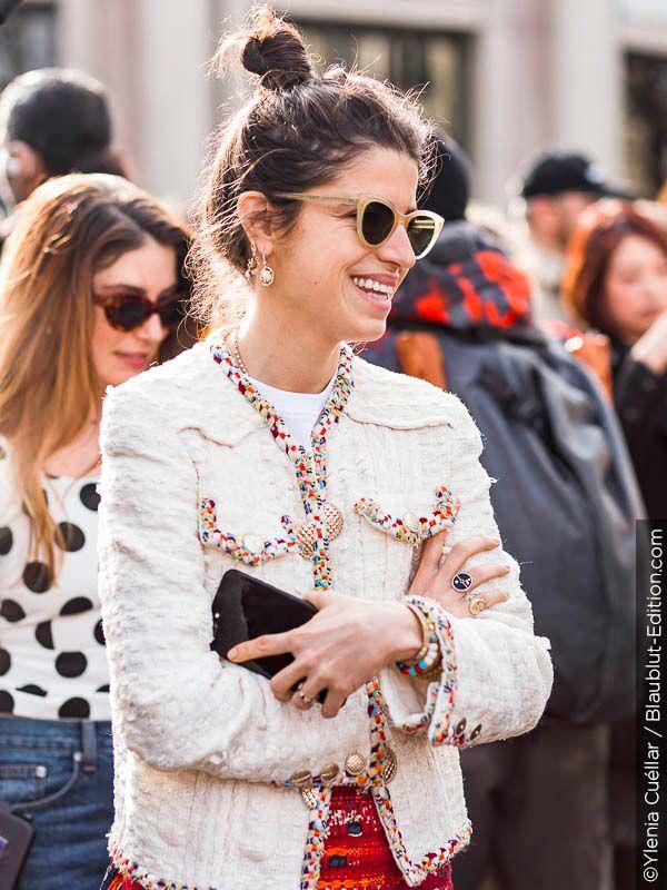 Blogger Leandra Cohen