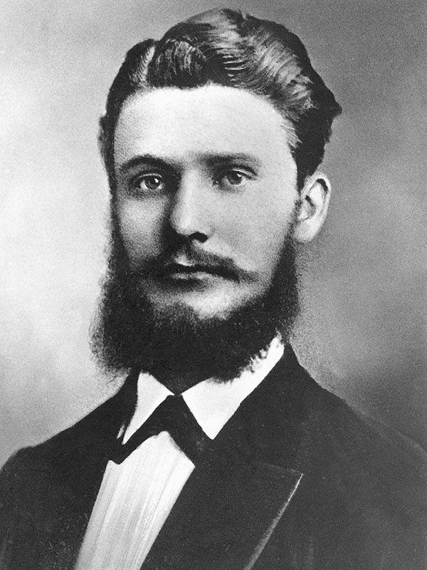 Picture of Hans Schwarzkopf.