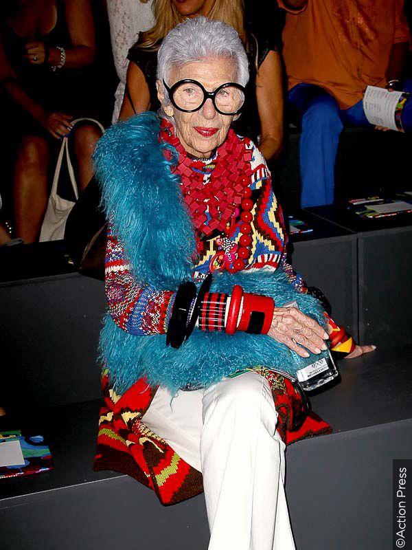 Mature, stylish woman