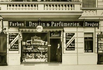 Hans Schwarzkopf Drugstore in Berlin