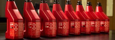 Eight bottles of high temperature loctite