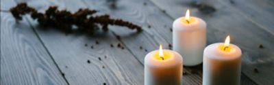 How to remove candle wax