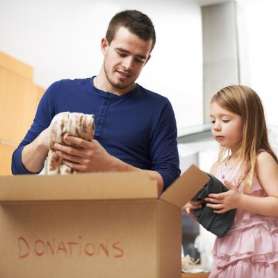How to donate as a gift
