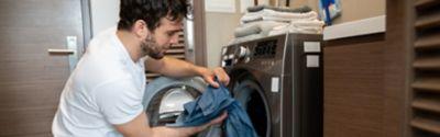 Anzughose selber waschen