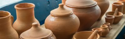 How to go about clay pot cleaning