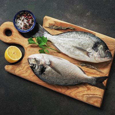 Getting Rid of the Fish Smell in the Kitchen