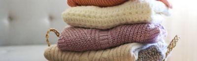 Wollpullover richtig waschen