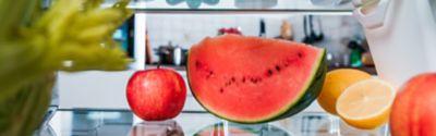 Obst im Kühlschrank