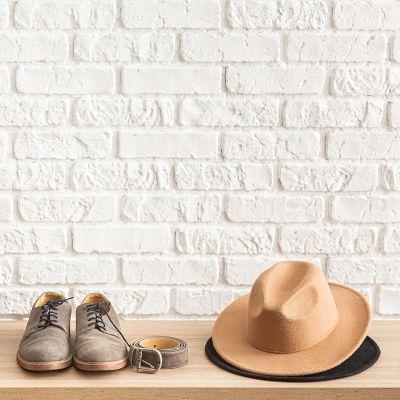 Para butów i kapelusz