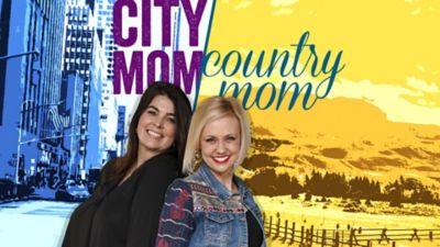 City Mom/Country Mom Podcast