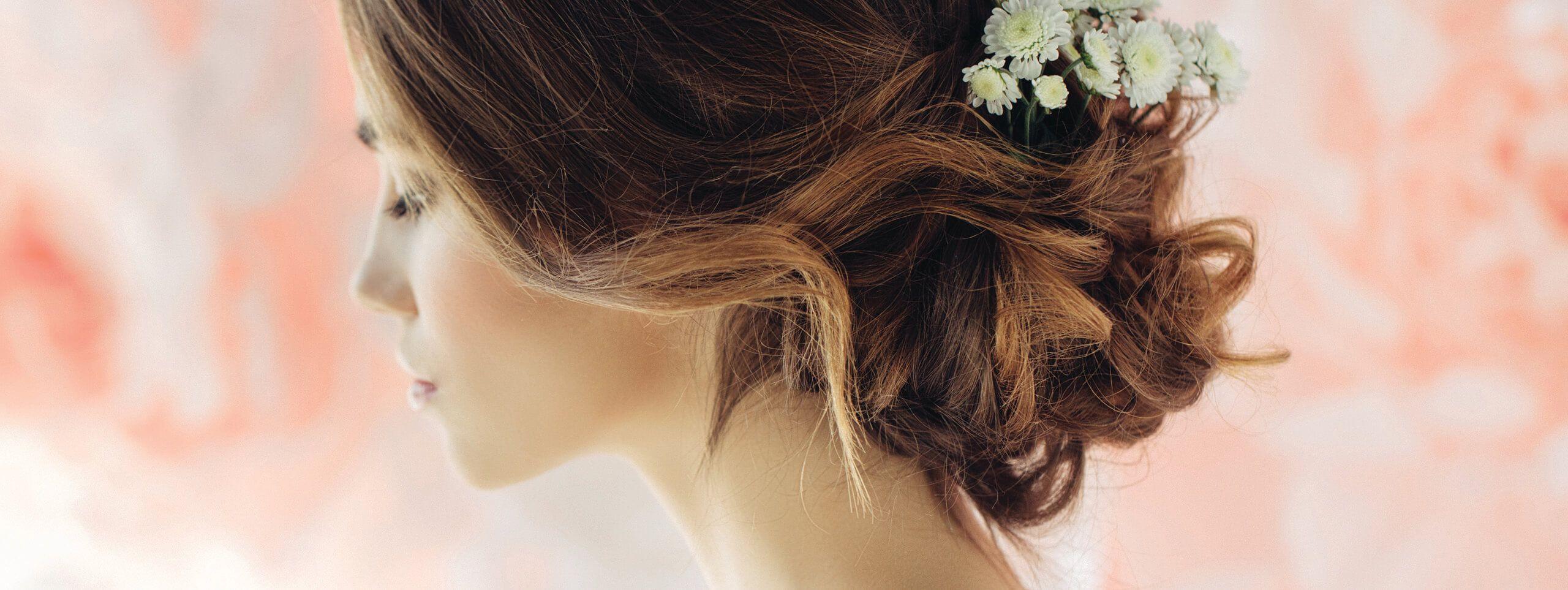 Romantic To Classic Wedding Hairstyles For Medium Hair