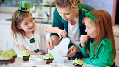 St Patrick's Day Family Activities