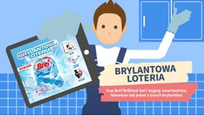 Bref Brylantowa Loteria Ask Team Clean