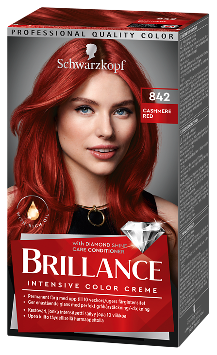 Thumbnail – 842 Cashmere Red
