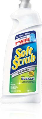 Soft Scrub® Cleanser with Bleach