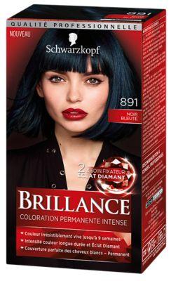 891 noir bleuté