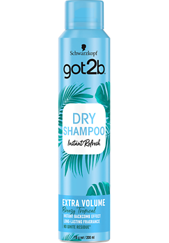 Thumbnail – Volume Dry Shampoo