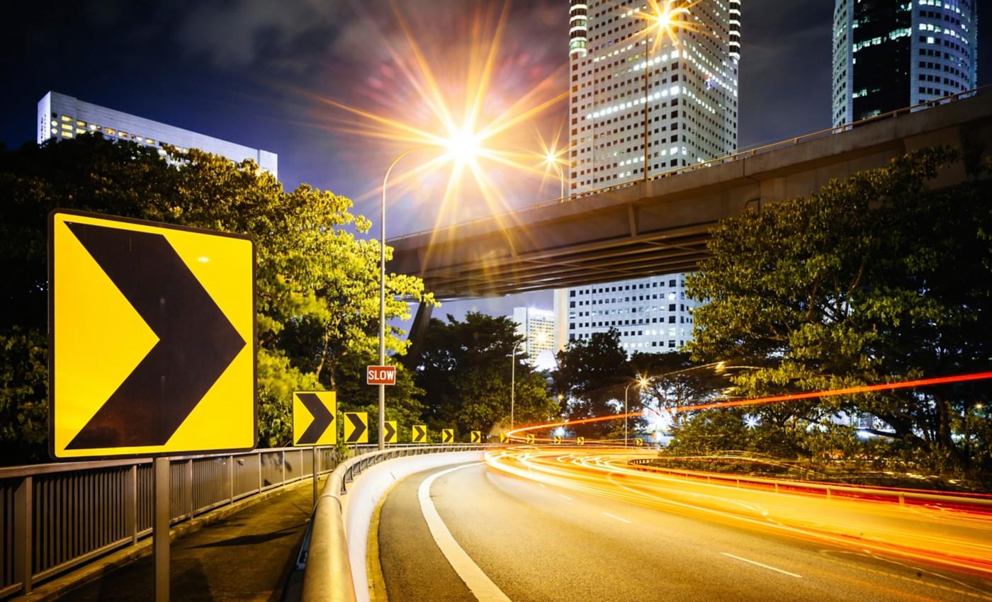 Haftklebstoffe für Verkehrszeichen