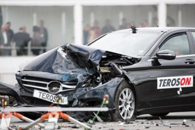 Windscreen Safety: Adhesives Tested Above and Beyond The Norm