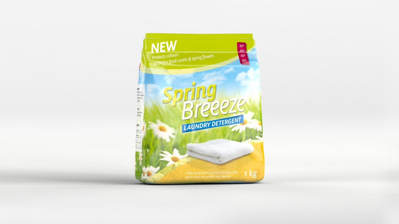 Emballages flexibles pour applications non alimentaires